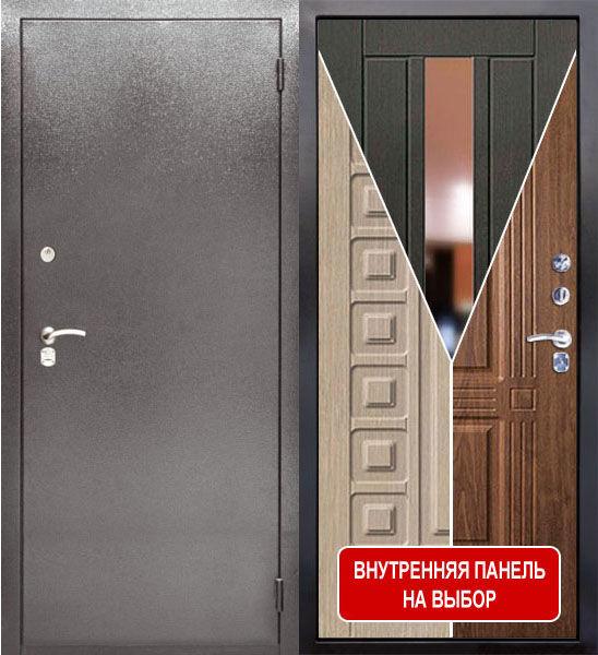 двери входные металлические для школы